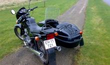 Jawa 350 Black style