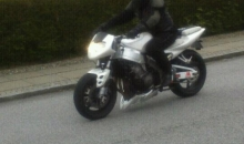 Honda CBR900 Om-bygget
